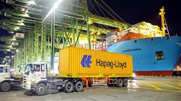 全球知名班轮公司在津开通北欧直航业务