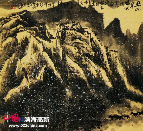 著名画家陈元龙:勤写生,师造化