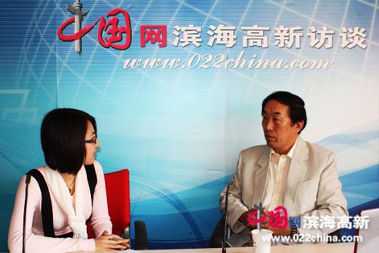天津国际民间工艺美术大师李岳林