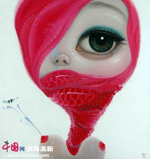激起你无限的想象力:另类诡异娃娃插画