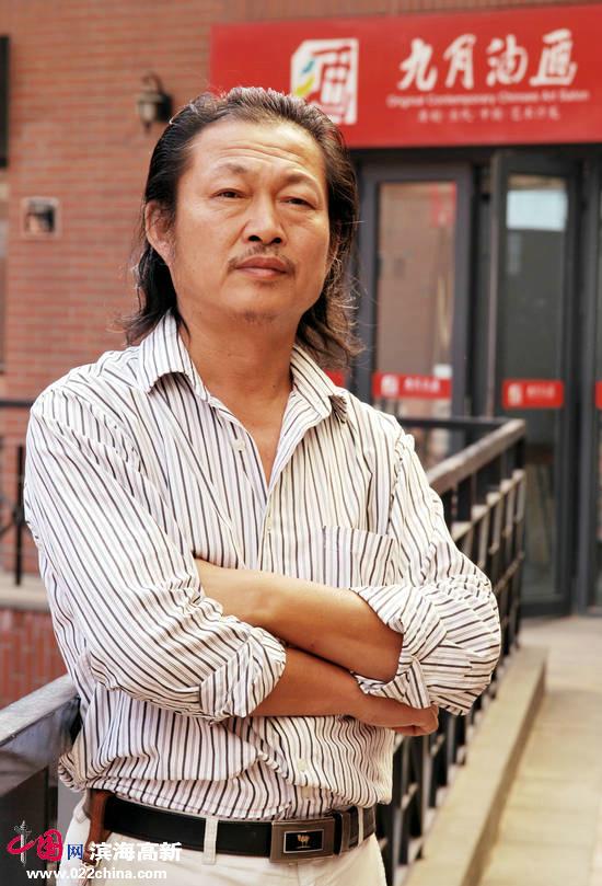 天津画家刘永吉:描绘身边平凡而感动的美好
