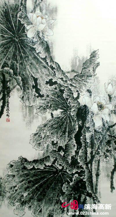 邓作列作品:盛夏