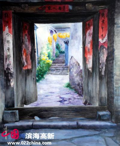 刘永吉作品《年年岁岁》