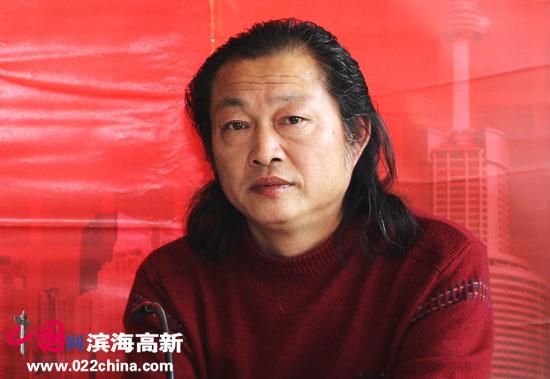 著名画家刘永吉做客中国网·滨海高新访谈实录