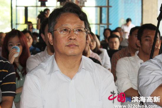 天津海泰投资担保有限公司总经理牟福江。