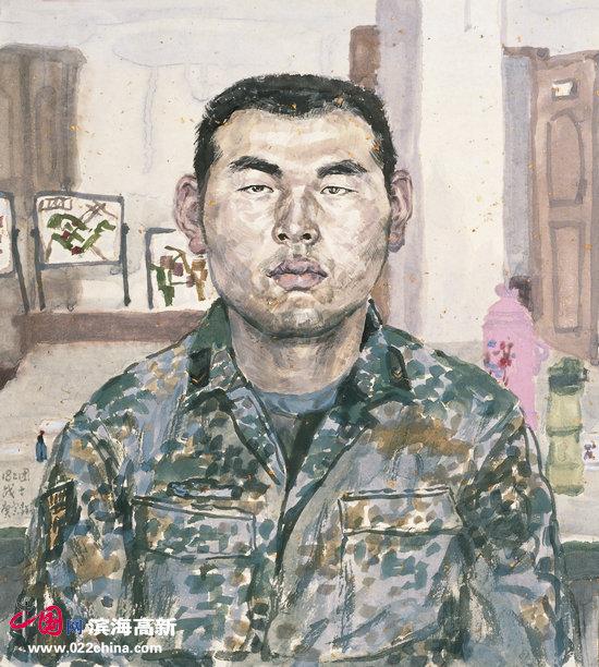 李翔新作 182团战士