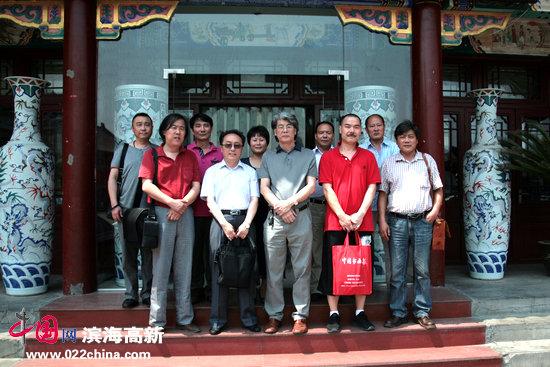运河画院邀请天津书画名家进行艺术指导
