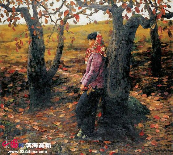 王立宪作品:秋天的凝望