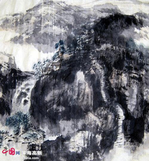行路万里尚读书 评陈之海绘画近作