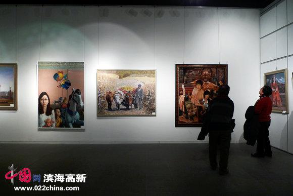 """""""天津市第四届油画双年展""""12月14日在天津美术馆开幕"""