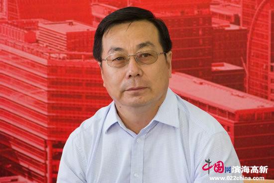 专访天津泰达园林建设有限公司总经理 张清
