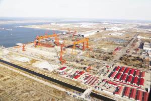 天津海洋经济产值5000亿元