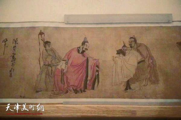 晚明绘画作品展将于2月2日在天津博物馆开展