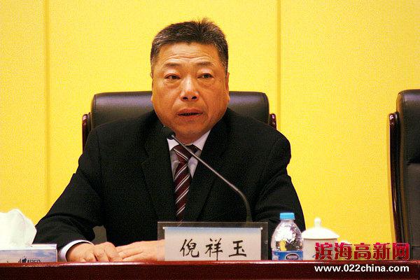 市人大代表倪祥玉:津产首台新能源车上半年亮相